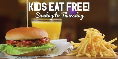 Kids Eat FREE Offer