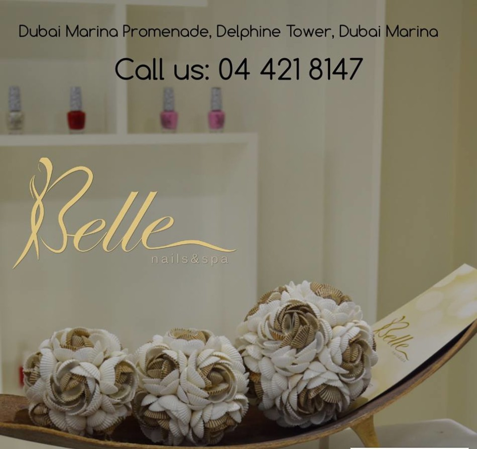 Belle Nails & Spa Coupon Promo