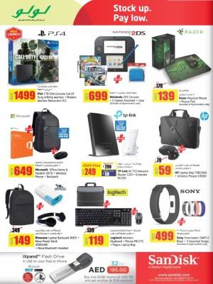 Assorted Electronics & Gadgets Deal