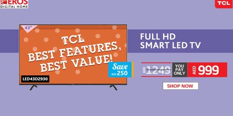 TCL Full HD Smart LED TV Special Offer