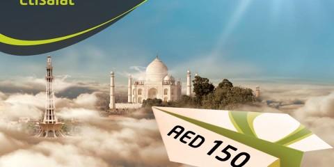 Etisalat International Credit Service Special Offer