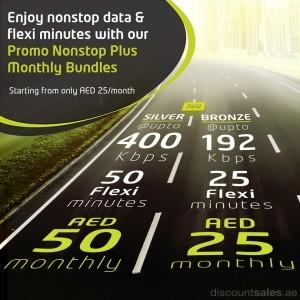 Nonstop Data plus Flexi Mins Offer