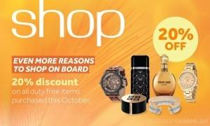 FlyDubai Shop 20% Discount Offer