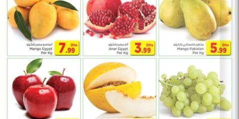 Fresh Fruits & Vegetables Deals