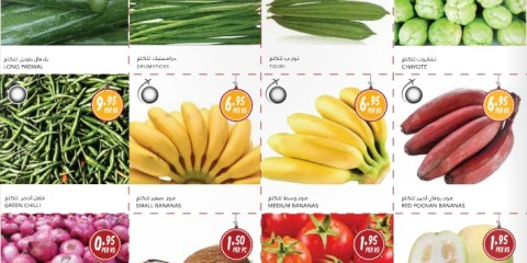 Fresh Fruits & Vegetables Offers