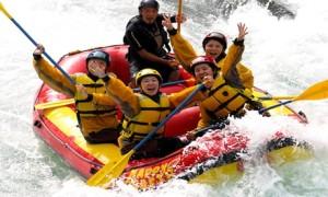Nepal Trek With Jungle Safari And Rafting