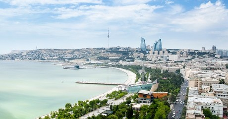 ✈ National Day Getaway: Azerbaijan with Flights and Tour