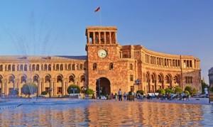 ✈ National Day Break in Armenia