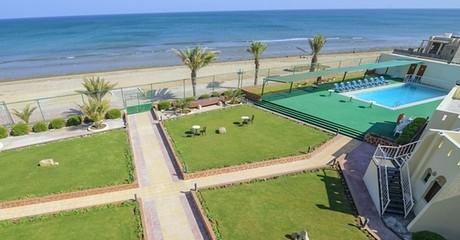 Seaside Break in Oman