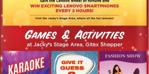 Jacky's Games & Activities