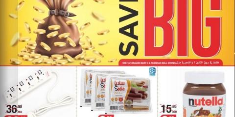 Geant Hypermarkets Save BIG Promo