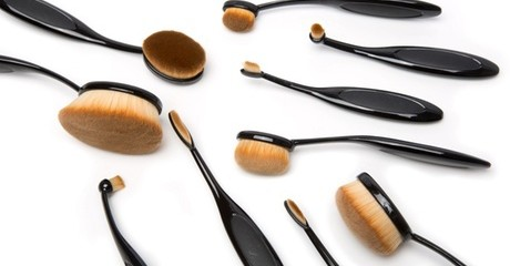 10-Piece Make-Up Brush Set