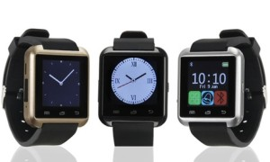 Touch-Screen Bluetooth Smartwatch