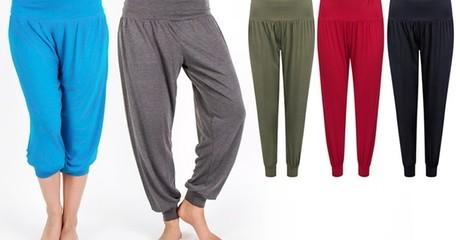 Ladies' Yoga Pants (58% Off)