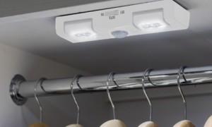 Cupboard PIR Motion Sensor Light