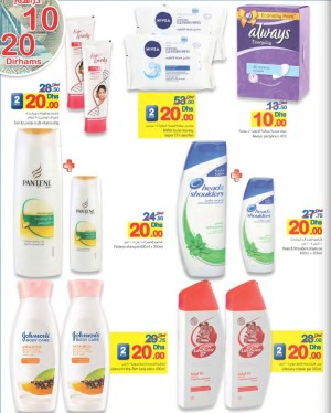 Detergents, Cleaner & Health Products Exclusive Offer