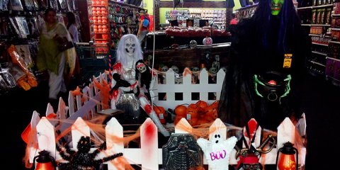Geant Halloween Celebration Offers