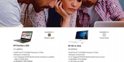 HP Amazing Student Offer
