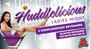 Hunddlelcious Ladies Night