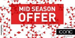 Iconic Mid-season Offers