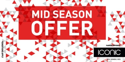 Iconic Mid-season Offers