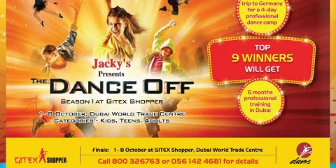 Jacky's Dance Off Season 1