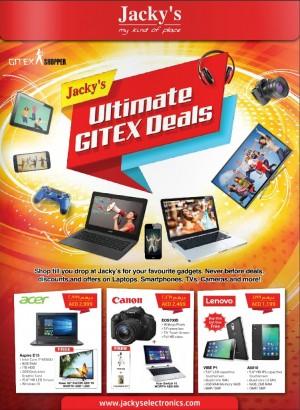 Jacky's Ultimate GITEX Deals