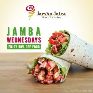 Jamba Midweek Madness