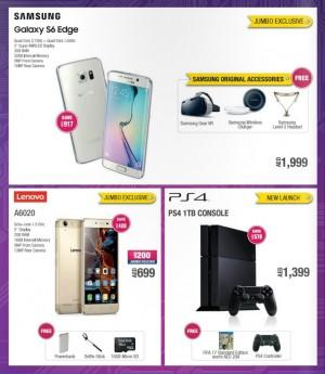 Jumbo Exclusive Gadget Deals