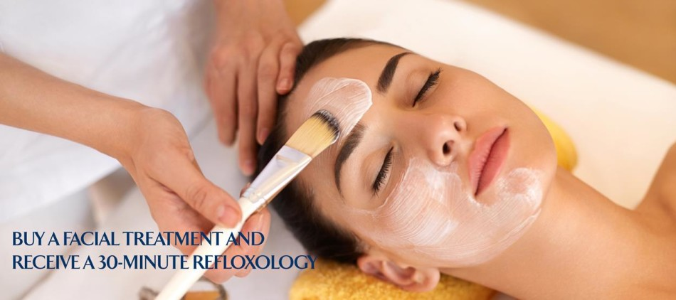 Jumeirah Facial Treatment Special Offer