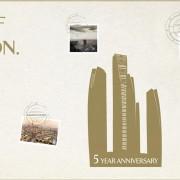 Jumeirah 5 Year Anniversary Celebration