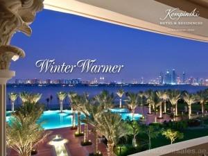 Kempinski Winter Warmer Offer