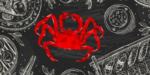 Majestic King Crab