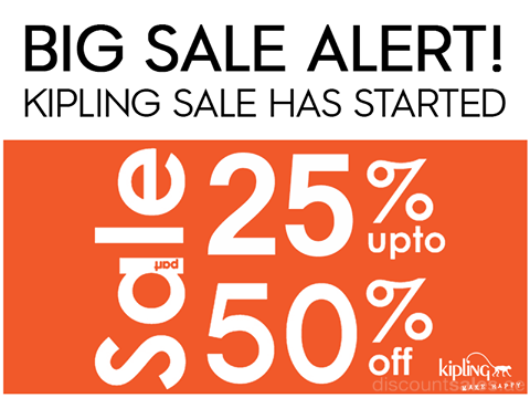 039b6008641 Kipling Part Sale Promo up to 50% Off - DiscountSales.ae - Discount ...