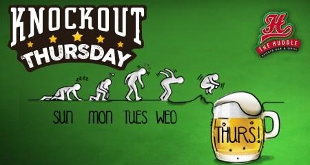 knockout Thursday Offer