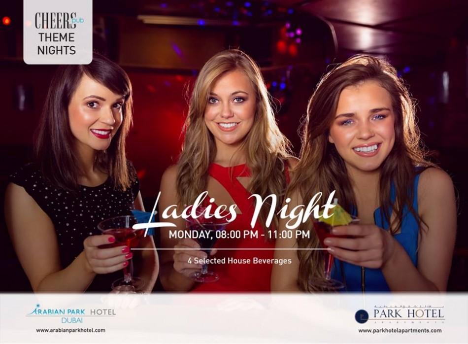 Ladies Night @ Arabian Park Hotel