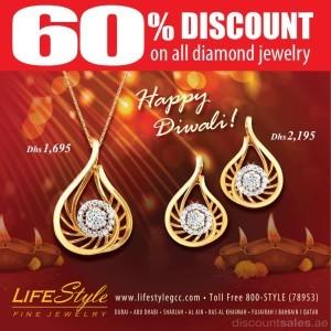 Lifestyle Fine Jewelry 60% OFF