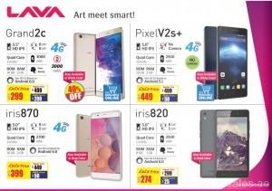 LAVA Smart Phone Big Discounts