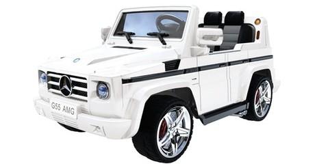 Licensed Mercedes Benz Ride-On