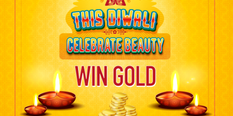Celebrate Beauty & Win Gold