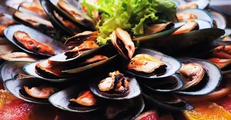 Seafood at Millennium Corniche