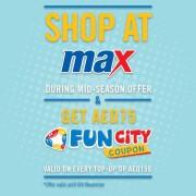 Max Mid Season Promo