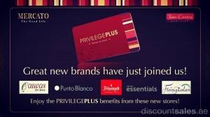 New PRIVILEGE PLUS Partners