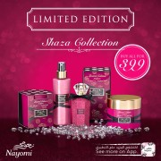 Limited Edition Shaza Collection Offer
