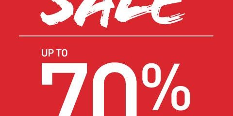 New Look Part Sale Promo