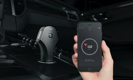 Nonda ZUS Smart Car Charger + Car Finder