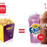 Novo Cinemas Introductory Offer