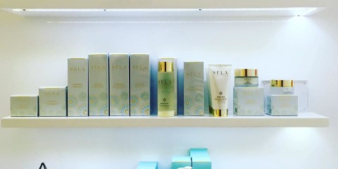 SELA Skin Care Product Promo
