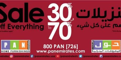 PAN Emirates Mega Sale