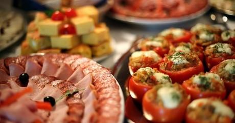 Italian Dinner Buffet - Child AED 30